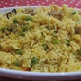 Chicken pea pulao