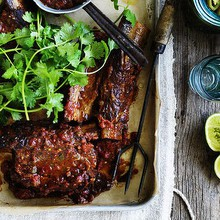 Mexican beef ribs